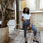 Weekend Staples #43: What To Do With Mom Jeans!