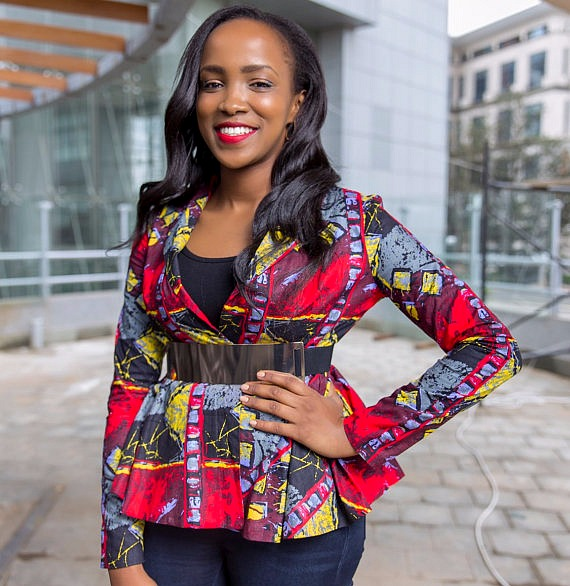 Trending Wow These Ankara Jacket Styles Are Lovely