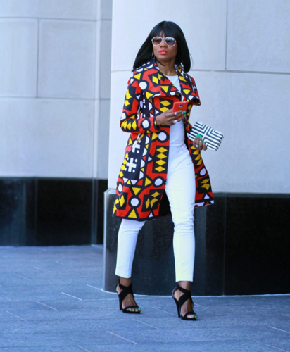 Trending: WOW......These Ankara Jacket Styles Are Lovely ...
