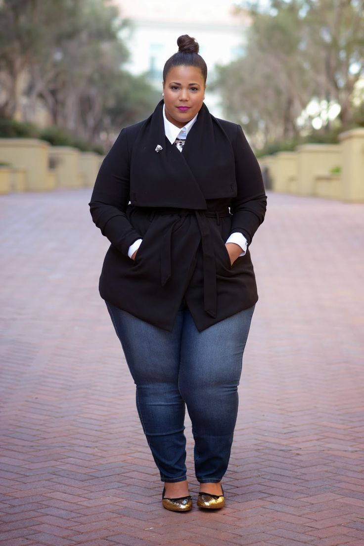 Jeans- The Right Fit for the Big and Beautiful Woman! | Kamdora