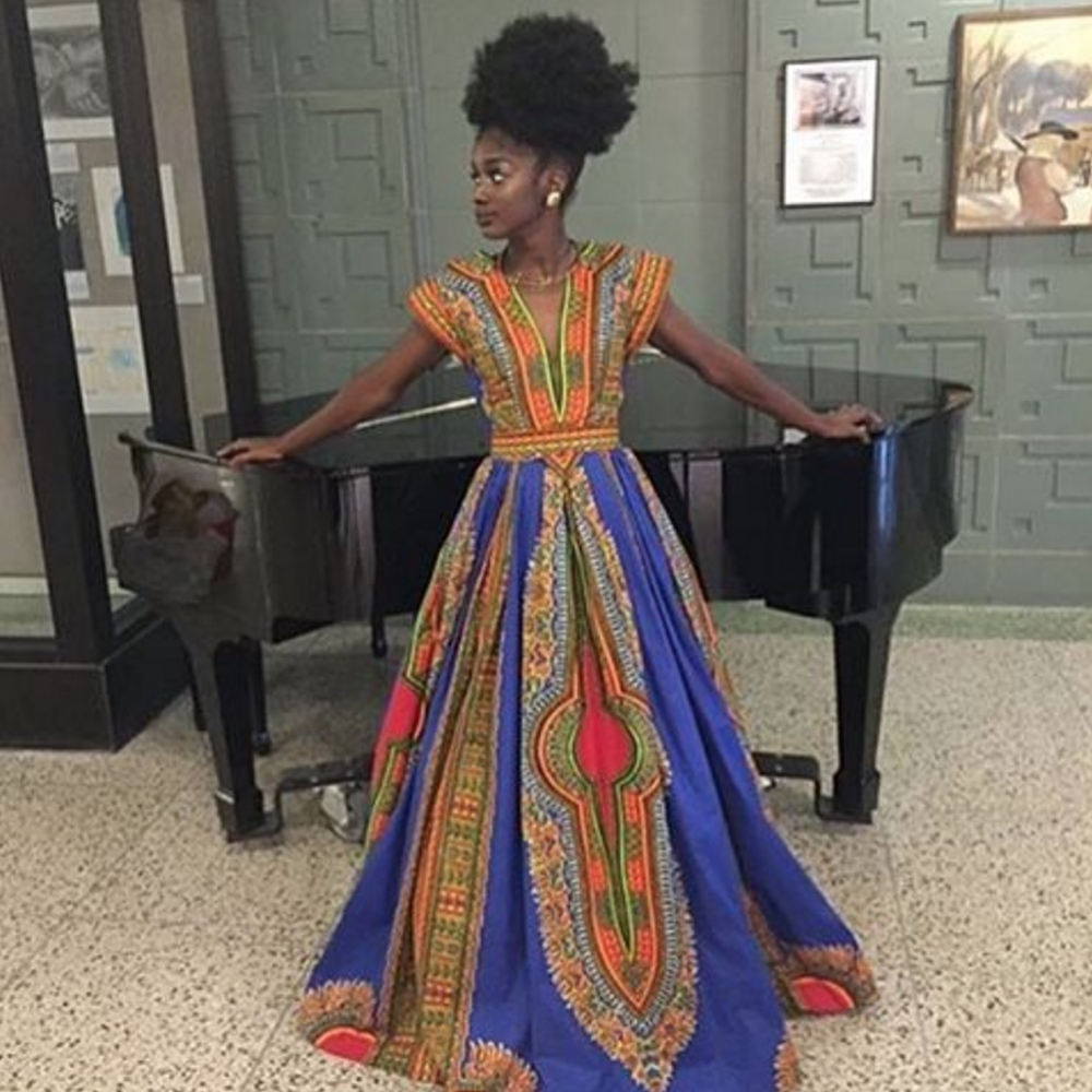 Ankara Inspired Wedding Dresses for Your Nigerian Wedding
