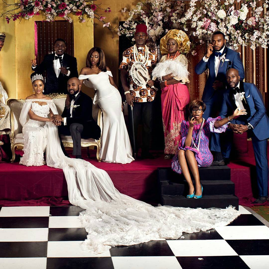 BankyW Set To Wed Adesua Etomi On The 26th Of November 2016 At