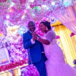 Rainbow Inspired Wedding – Bringing To You Mr & Mrs Adekolade – #eyideji2016