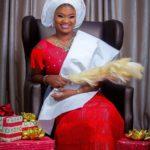 You Will Love These Aso-oke Christmas Inspired Pictures!