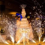 Extraordinary Nigerian Wedding Cakes, Decor & The Couple
