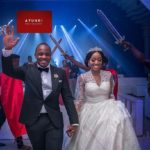 Mr And Mrs Nwogu Grand Nigerian Wedding Reception Entrance Video Is Memorable