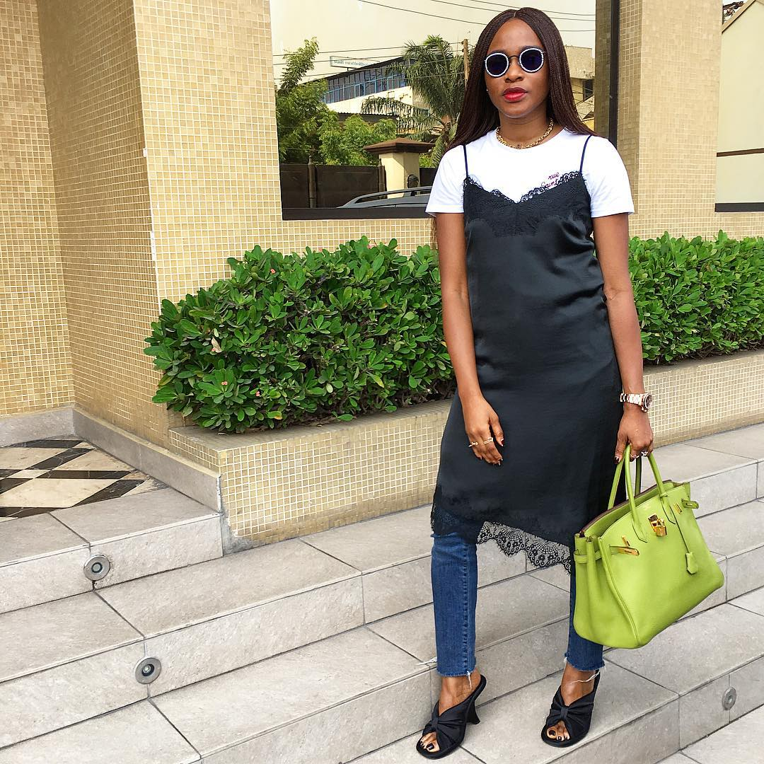 casual styles with designer lisa folawiyo