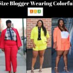 The Colorful Suit Trend And How Plus Sized Girls Can Rock It!