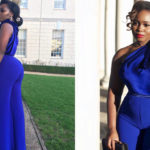Look Of The Day: Eunice From Fashionsplayground Dashed Out In Royal Blue