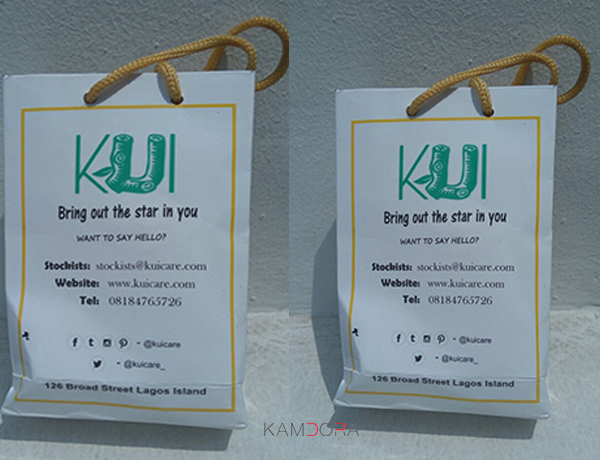 Natural hair care products : kui
