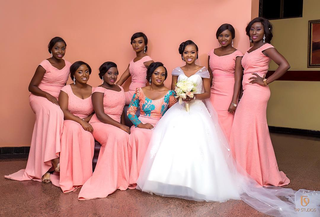 what's a wedding without my girls? - bridesmaids on duty! | kamdora