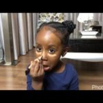 Adorable Four Year Old Does A Make Up Tutorial! Thoughts?