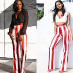 Fashion Quiz: Who Wore It Best? Fashion Bloggers Rock The Same Pant From KAI Collection