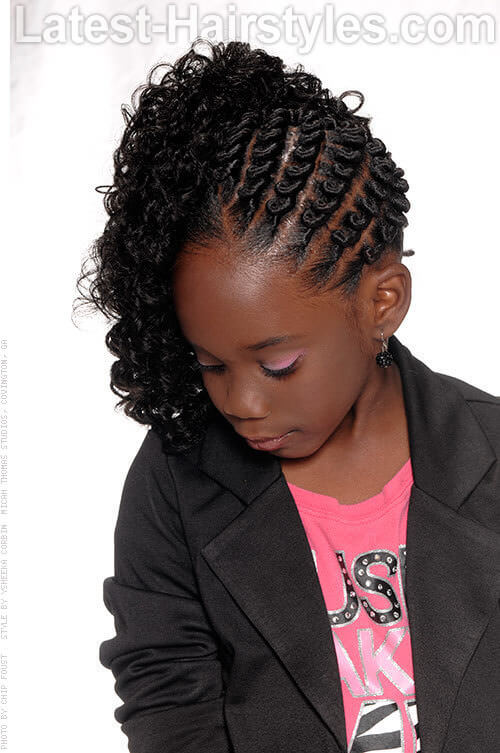 Find out 10 adorable children hairstyles your kids will love kids style2 urmus Images