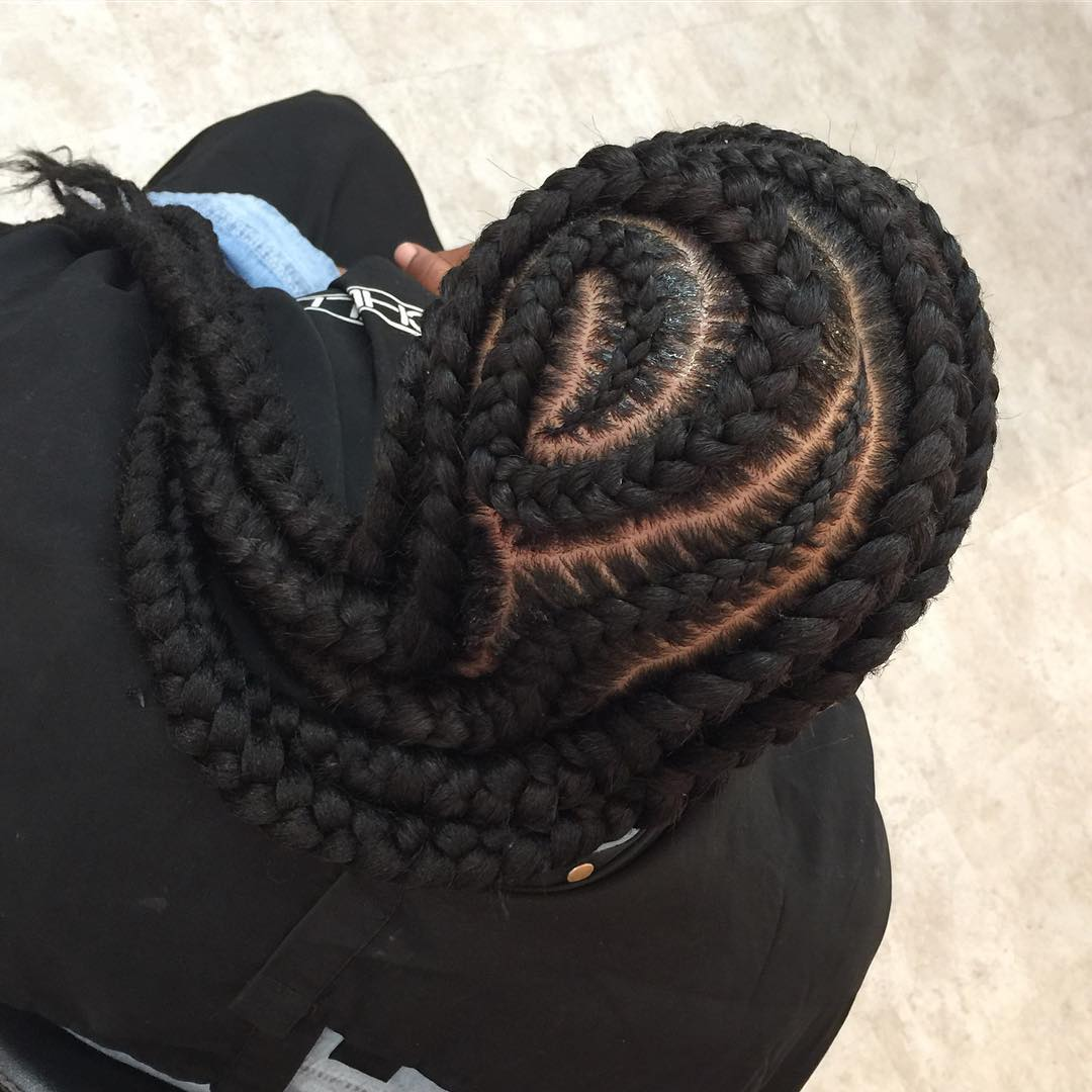 5 Gorgeous Traditional Nigerian Hairstyles You Should Try