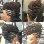 Natural Hair: Faux Locs Hair Inspo By 5th Sense Hair