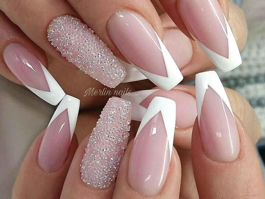 17 gorgeous wedding nails art perfect for the big day kamdora 171265207667309634915412526594776220827648n 1690641914567032577085063388042641726767104n 172673212842472886551544046988039086407680n junglespirit Image collections