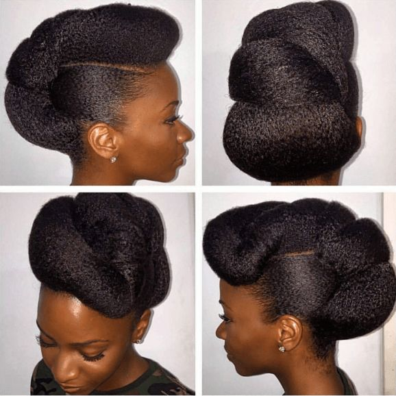 Quick And Easy Ways To Style Your Natural Hair