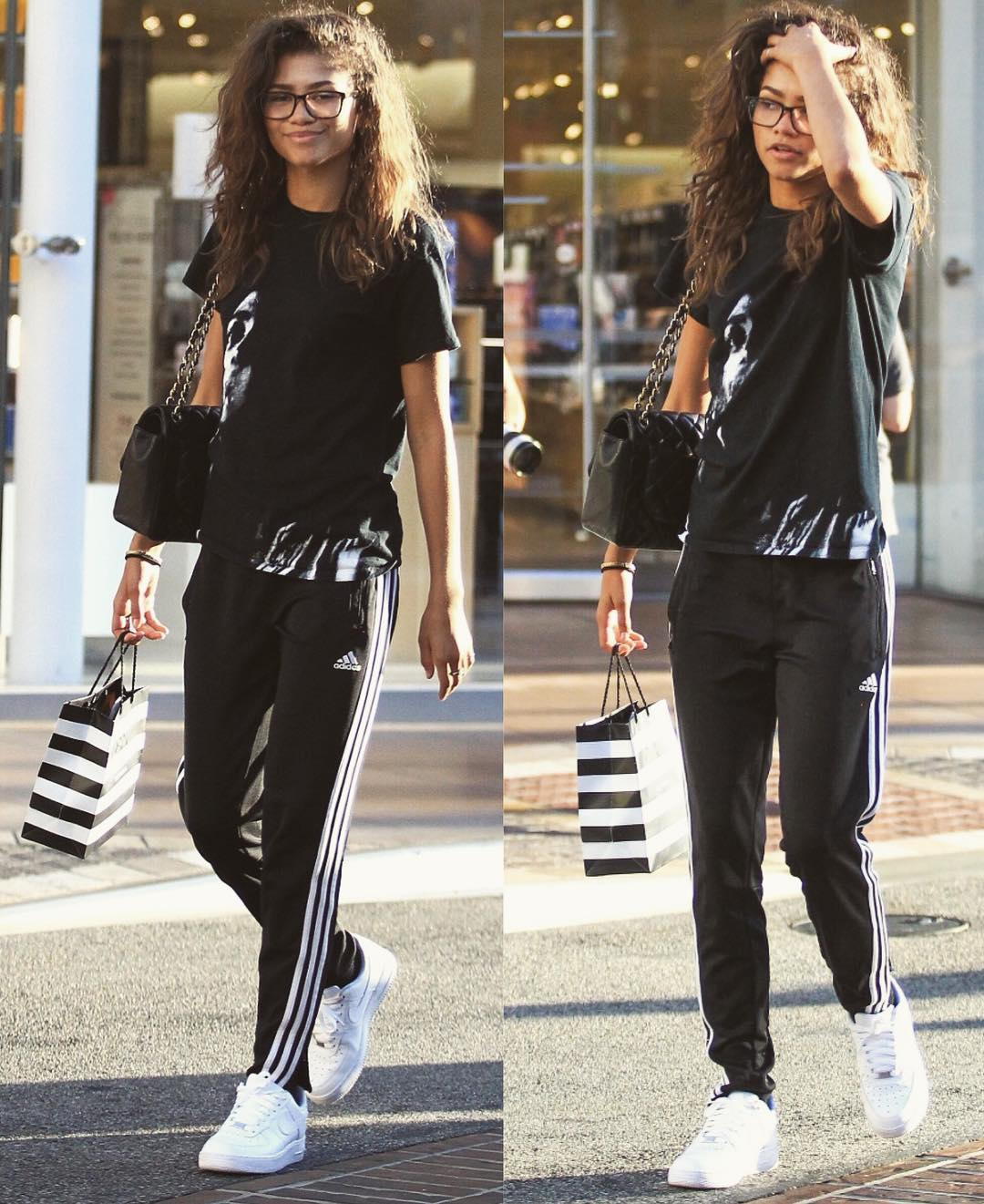 10 Street Style Vibes From Zendaya Coleman You Can Rock