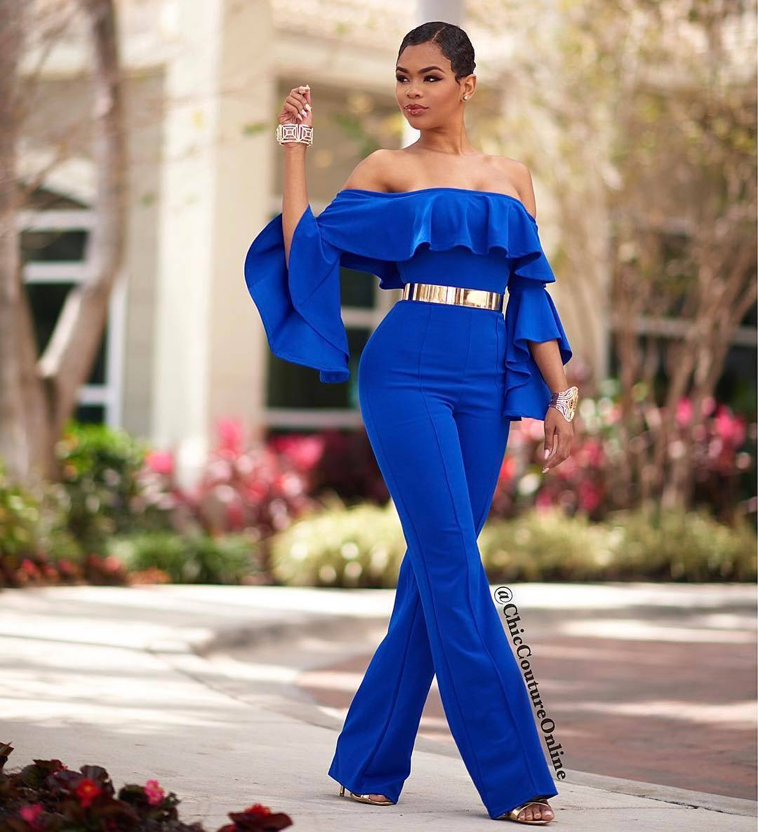We Are Definitely Going To Continue Seeing Jumpsuits On The Wedding Scene Would You Wear A Jumpsuit
