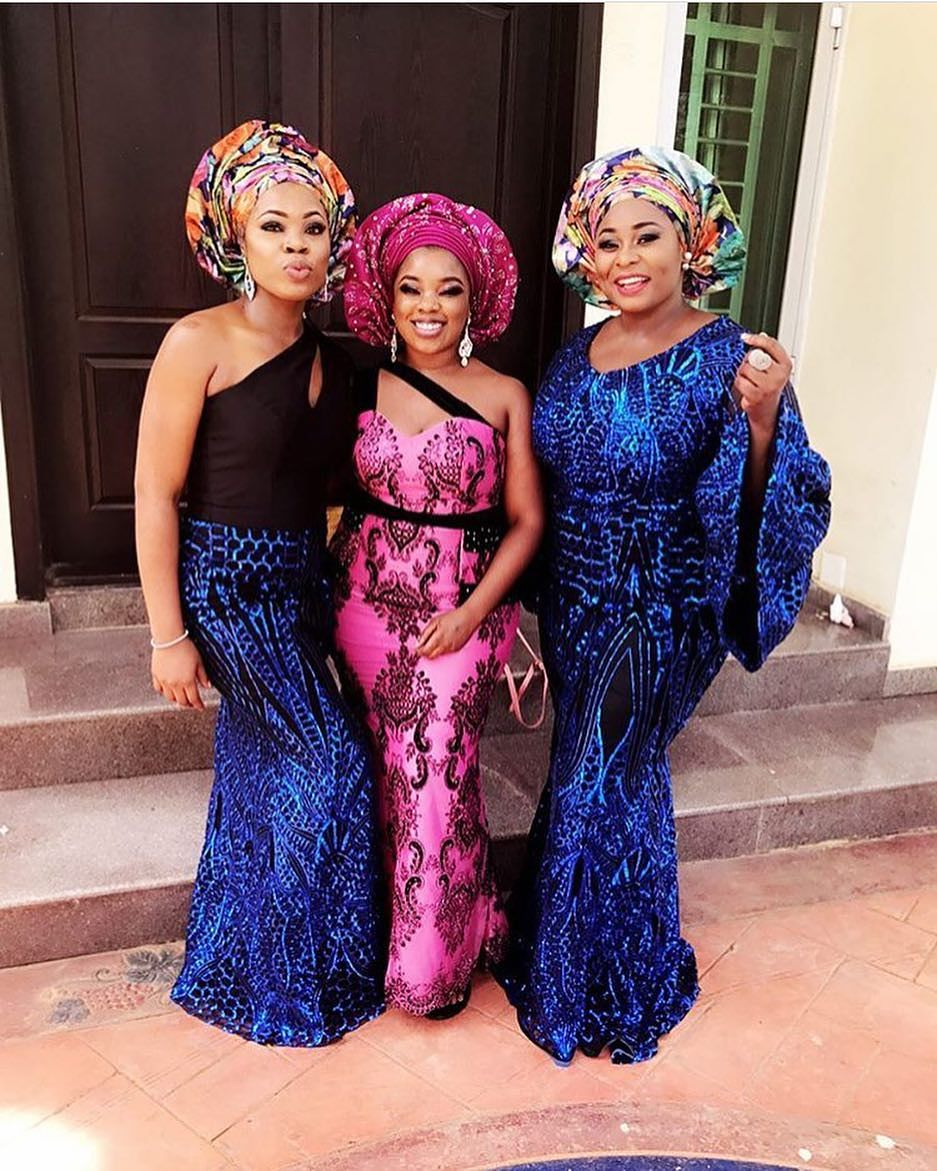 Asoebi and the squad of fashion
