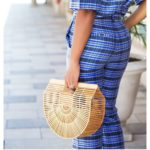 Trending! Straw Bags Are Bloggers Favorite Right Now