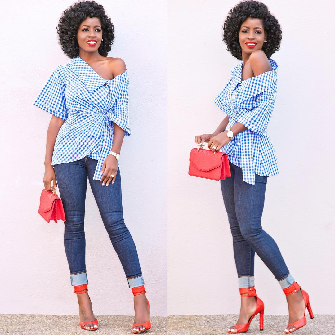 How To Wear - The Deconstructed Shirt Trend! | Kamdora