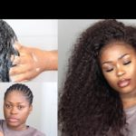 Simple Wig & Makeup Application Routine + Prepping Real Hair By PeakMill