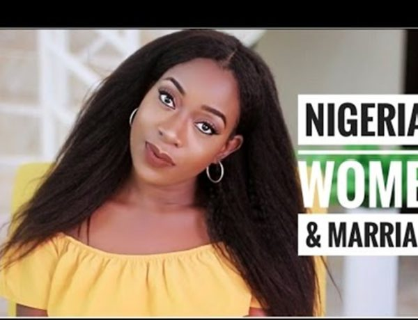 Header of WHY NIGERIAN WOMEN ARE MARRIAGE OBSESSED