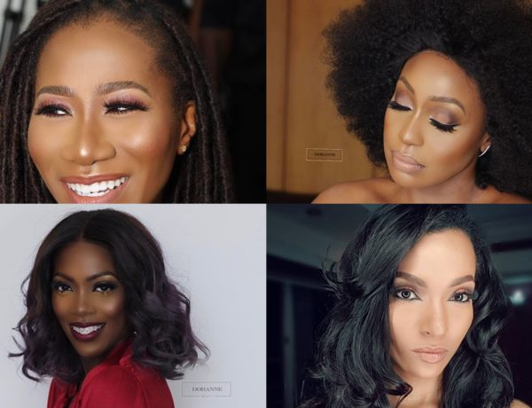 Header of our fave beauty looks of the week