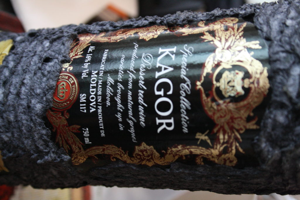 Kagor Red Wine