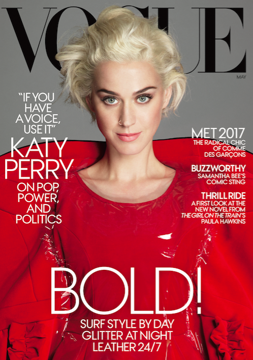 Katy Perry Vogue May 2017 Cover Story On kamdora 5