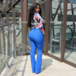 LOTD: Pamela Madlala In Bodycon Outfit Without The VPL!