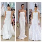 We Love These Simple Looks From The New York Bridal Fashion Week