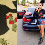 Style Blogger Cassey Bassey Turns Her Cheap Shirt & Bum Shorts To Something Really Cool!
