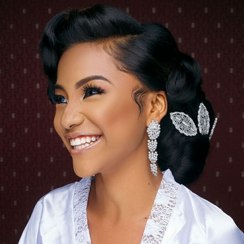 African American Wedding Hairstyles Braids: These Nigerian Bridal HairStylists Are Very Much In Demand