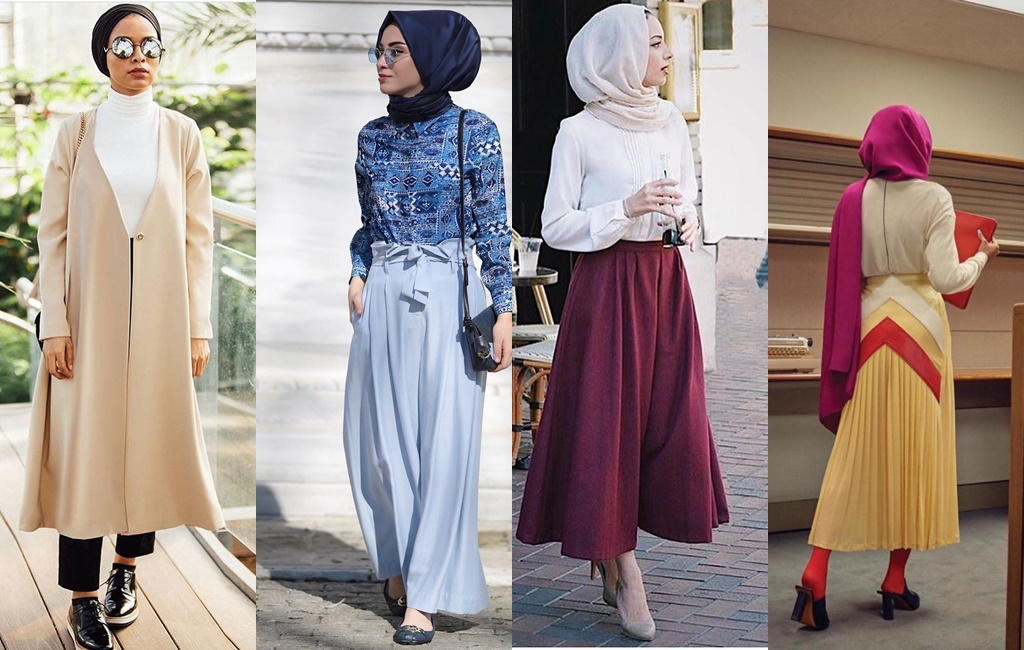 Hijab And Turban Styles Colours For Spring Kamdora