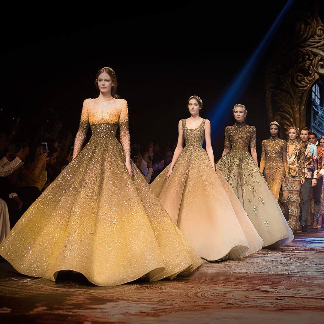 See Michael Cinco Wedding Gowns that are Taking Our Breath Away ...