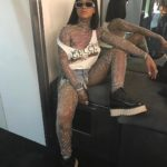 Fashion Quiz: Would You For A Million Naira Rock Rihanna's Gucci Sequined Outfit She Wore To Coachella?
