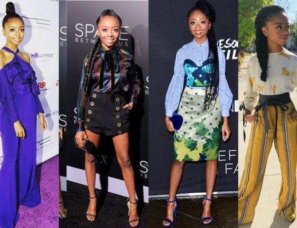 skai jackson''s fashion