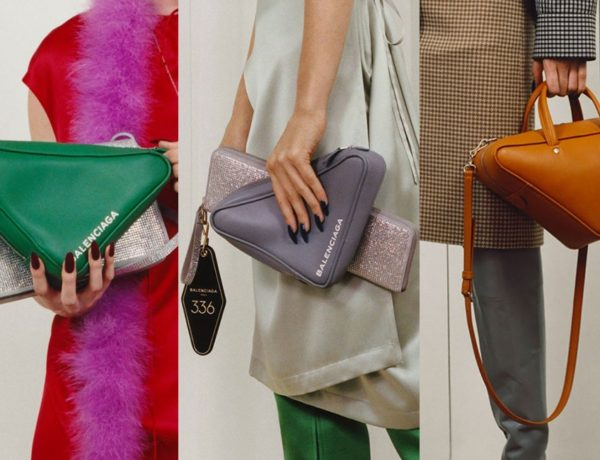 Balenciaga Pre Fall 2017 Bag Header