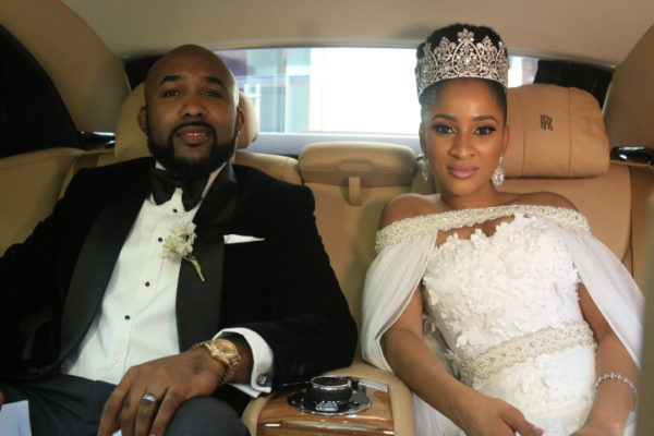 Banky W and Adesua Etomi Pictures 8
