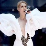 Celine Dion Takes On The Exaggerated Sleeves Trend In Stephane Roland At The Billboards Awards