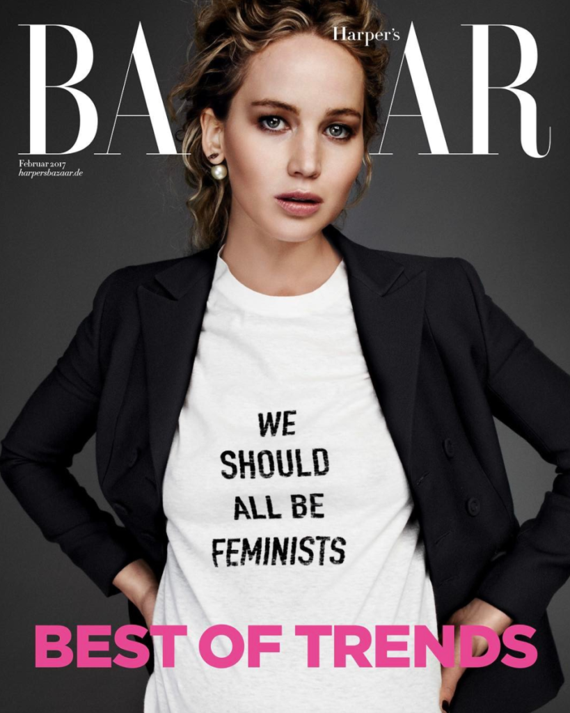 Dior We Should All Be Feminists T Shirt (2)