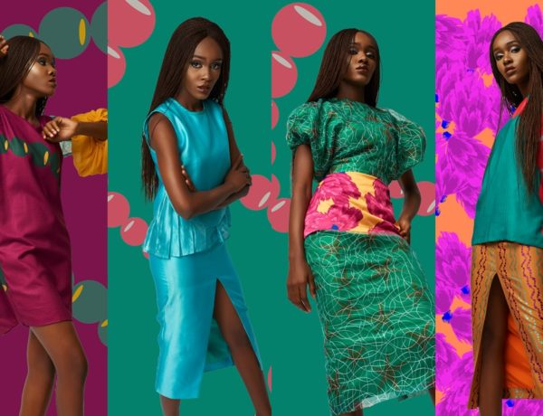 Header of Grey resort 2017 collection
