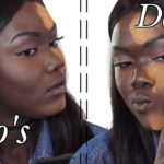 These Are The Do's & Dont's Of Highlighting & Contouring For Dark Skin Women