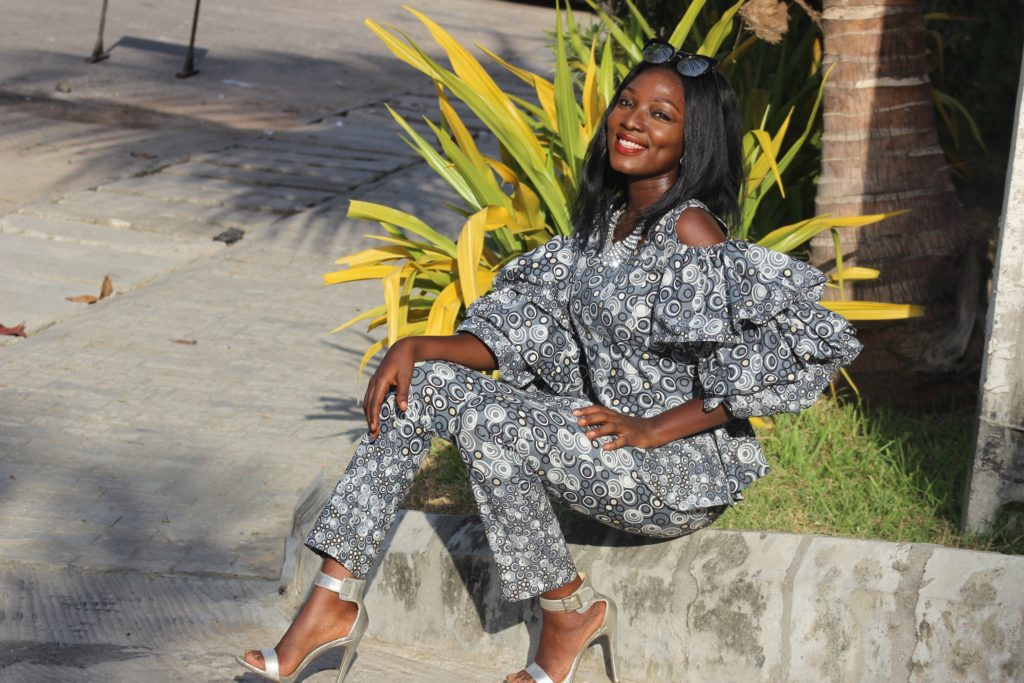 Style with TANG - Ankara Two Piece (1)