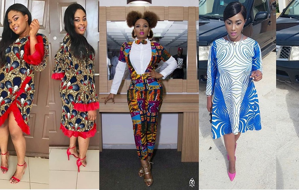 Ankara Styles 312 You Should Own These 7 Outfits Kamdora