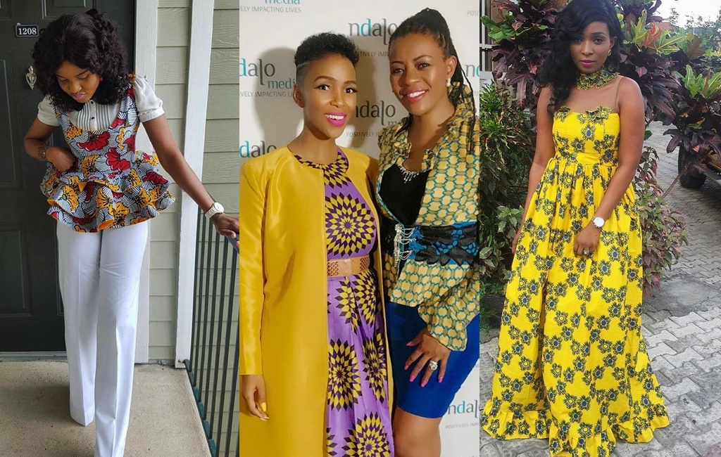 2017 fashion accessory trends - Ankara Style 311 Step Out In Style 2 Kamdora