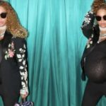 Celebrity: Beyoncé Sure Knows How To Have Fun With Pregnancy!